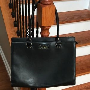♠️ Kate Spade Wellesley leather tote ♠️